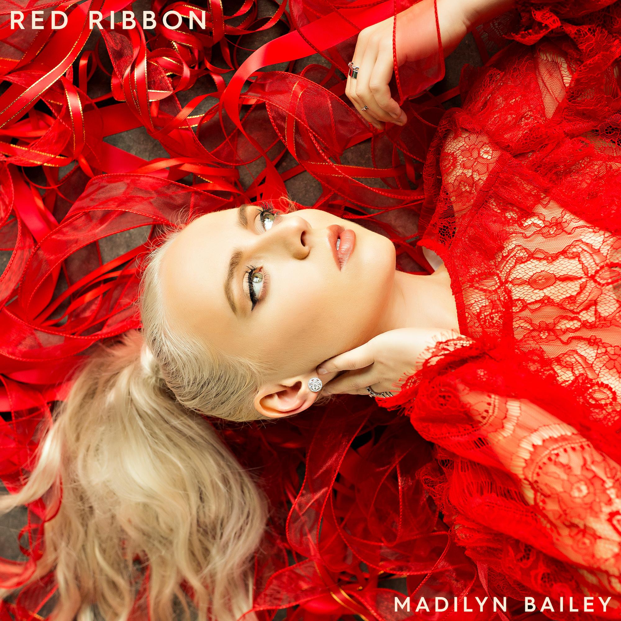 Madilyn Bailey - Red Ribbon(新歌首发).音乐mp3.百度云网盘下载