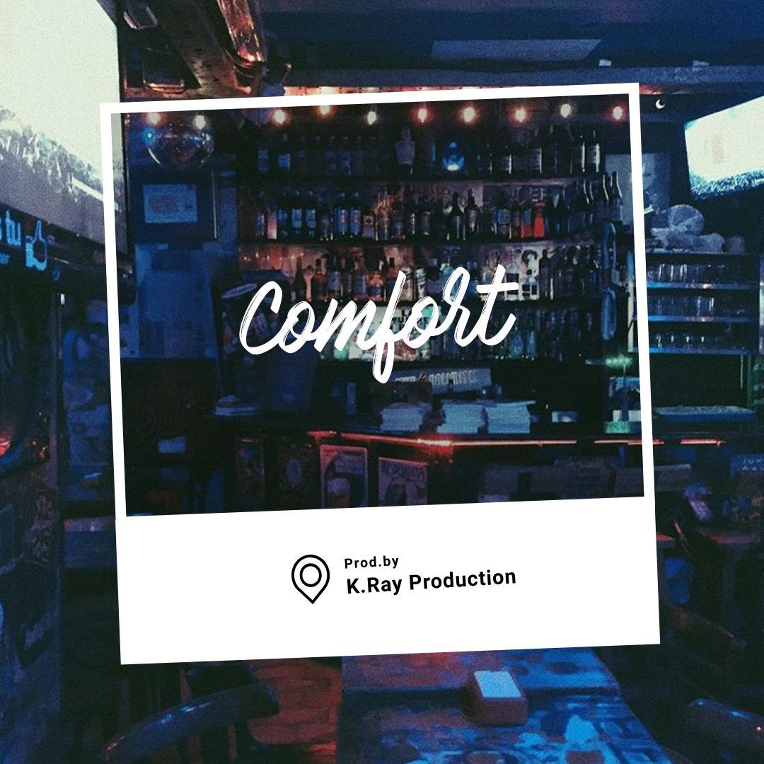 Chill Guitar R&B类型Beat | Comfort |(Prod.K.Ray)