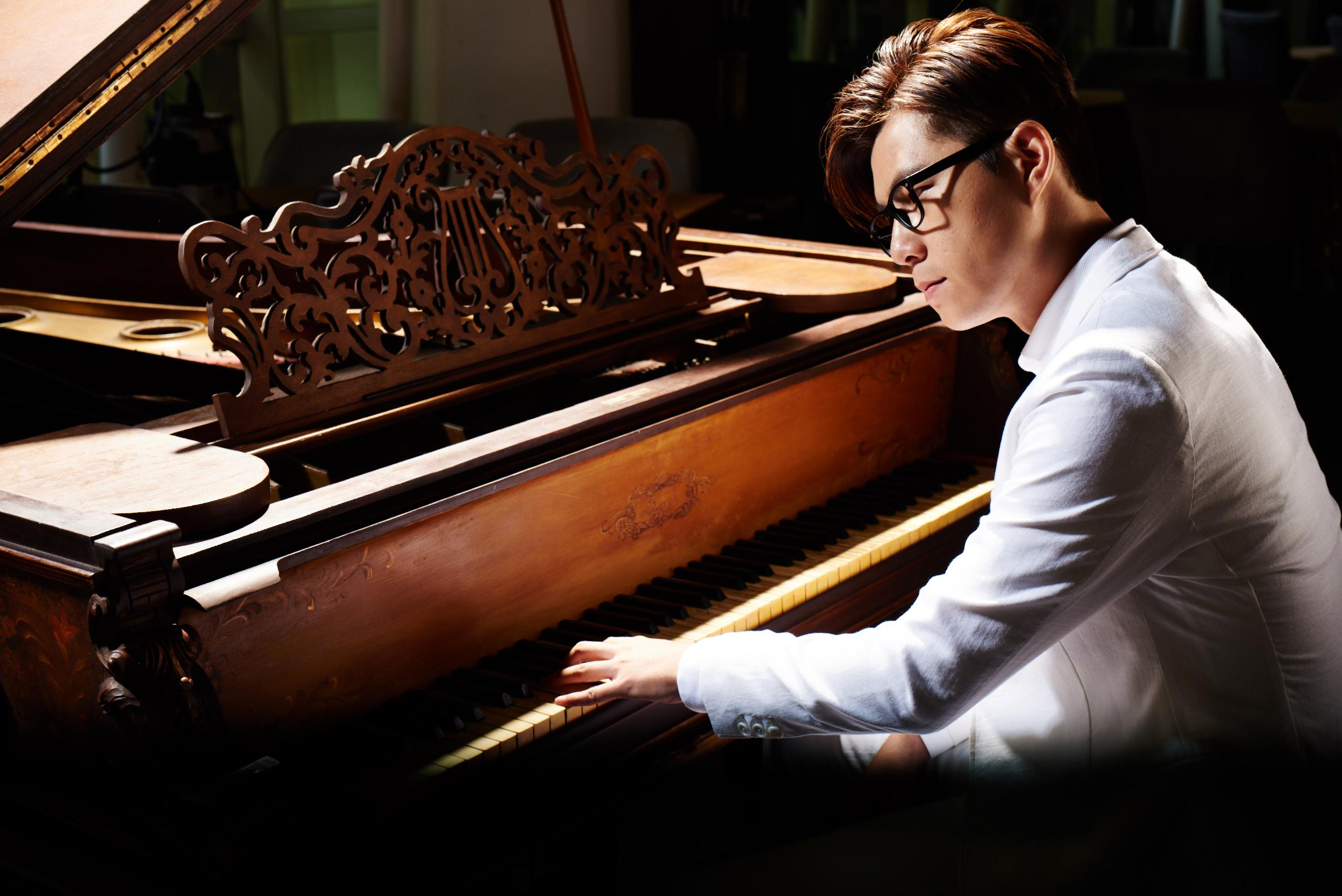 演員钢琴曲(翻自 薛之謙)流行钢琴JasonPianoCover