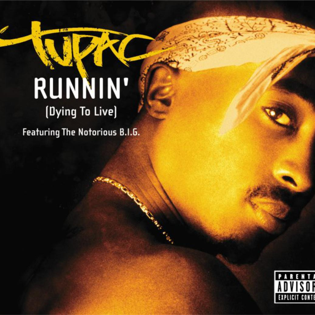 runnin (dying to live) - instrumental