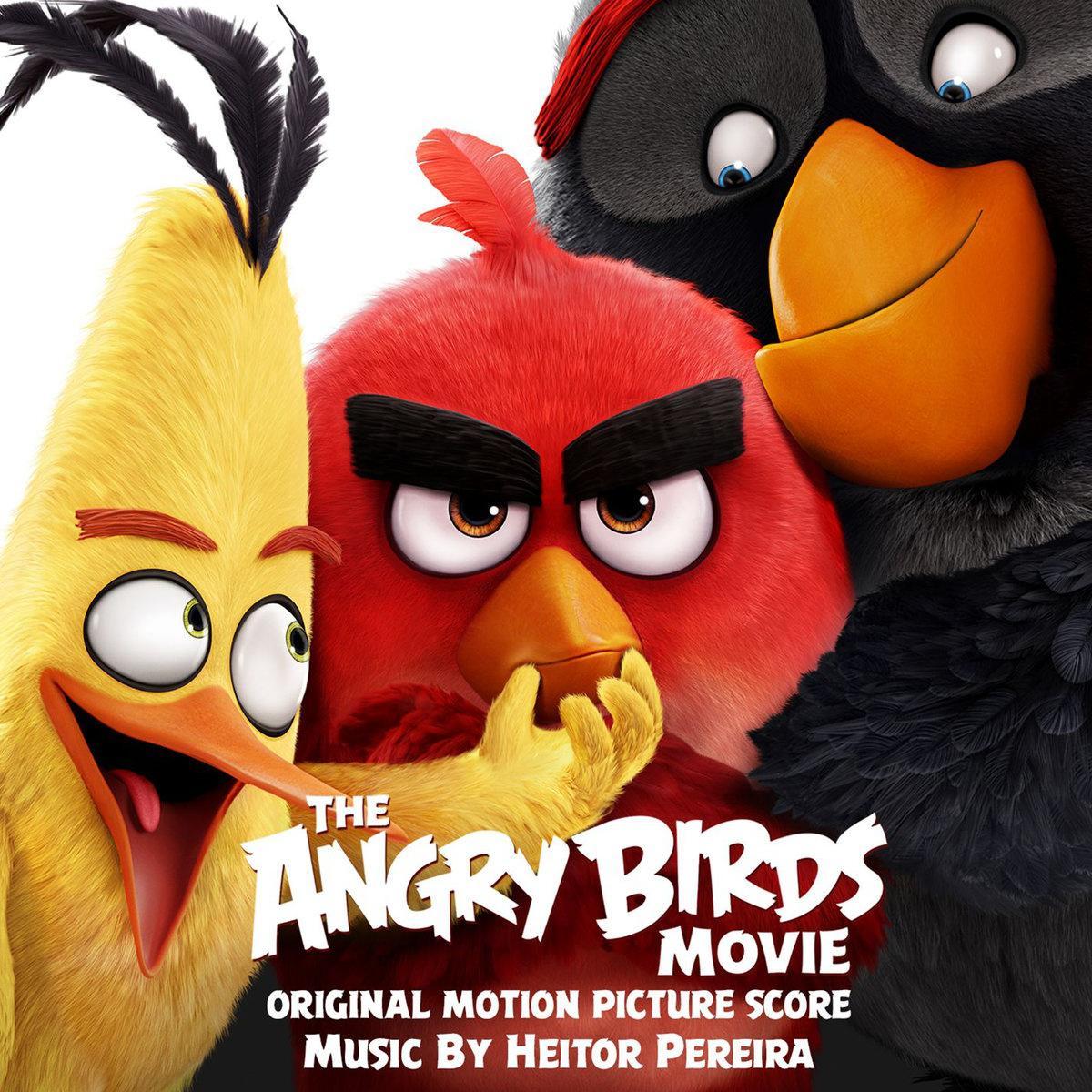 怒的小鸟_The Angry Birds Movie (Original Motion Picture Score)(《愤怒的小鸟大电影 ...