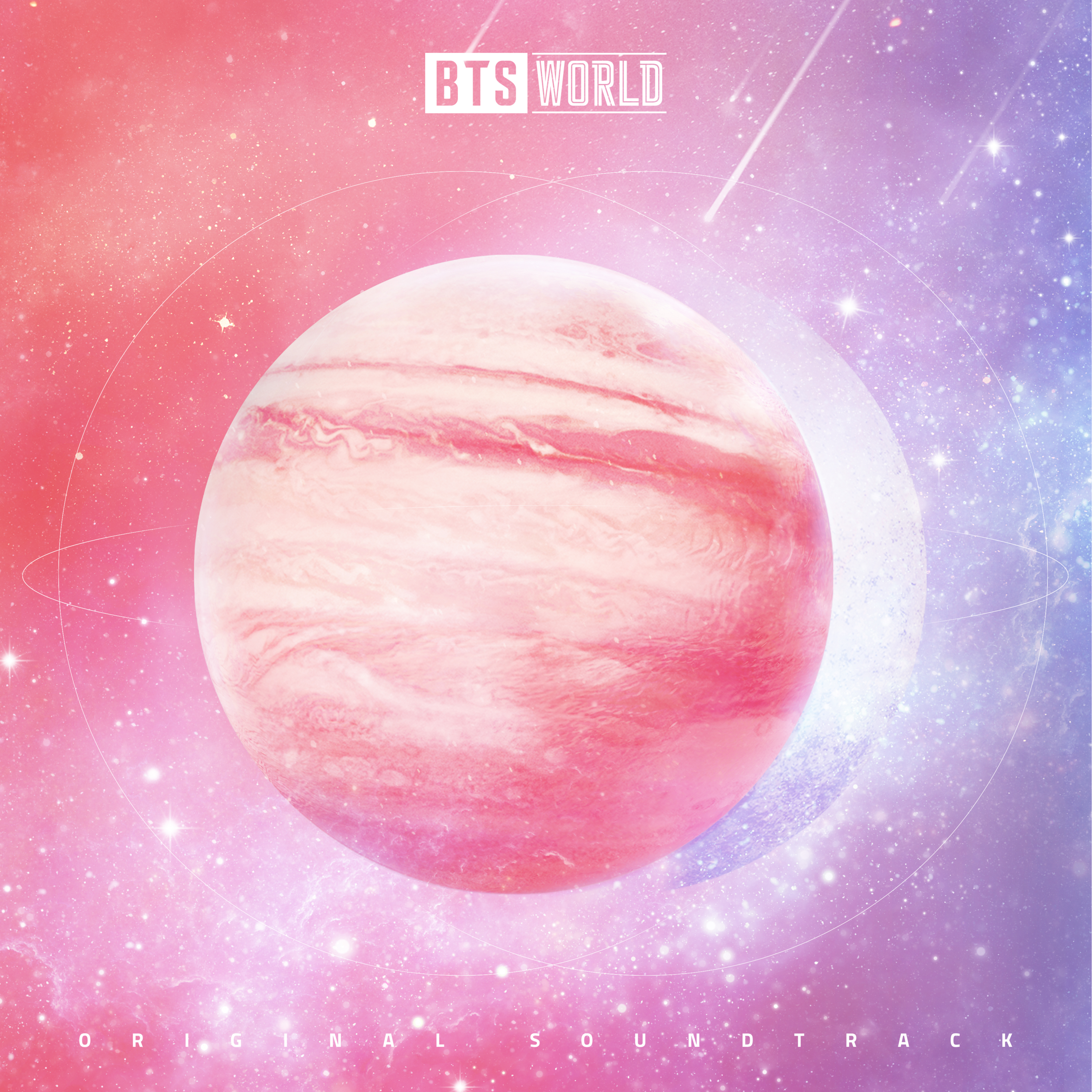BTS WORLD OST