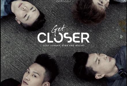 Closer-【原地转】粤语普通话谐音