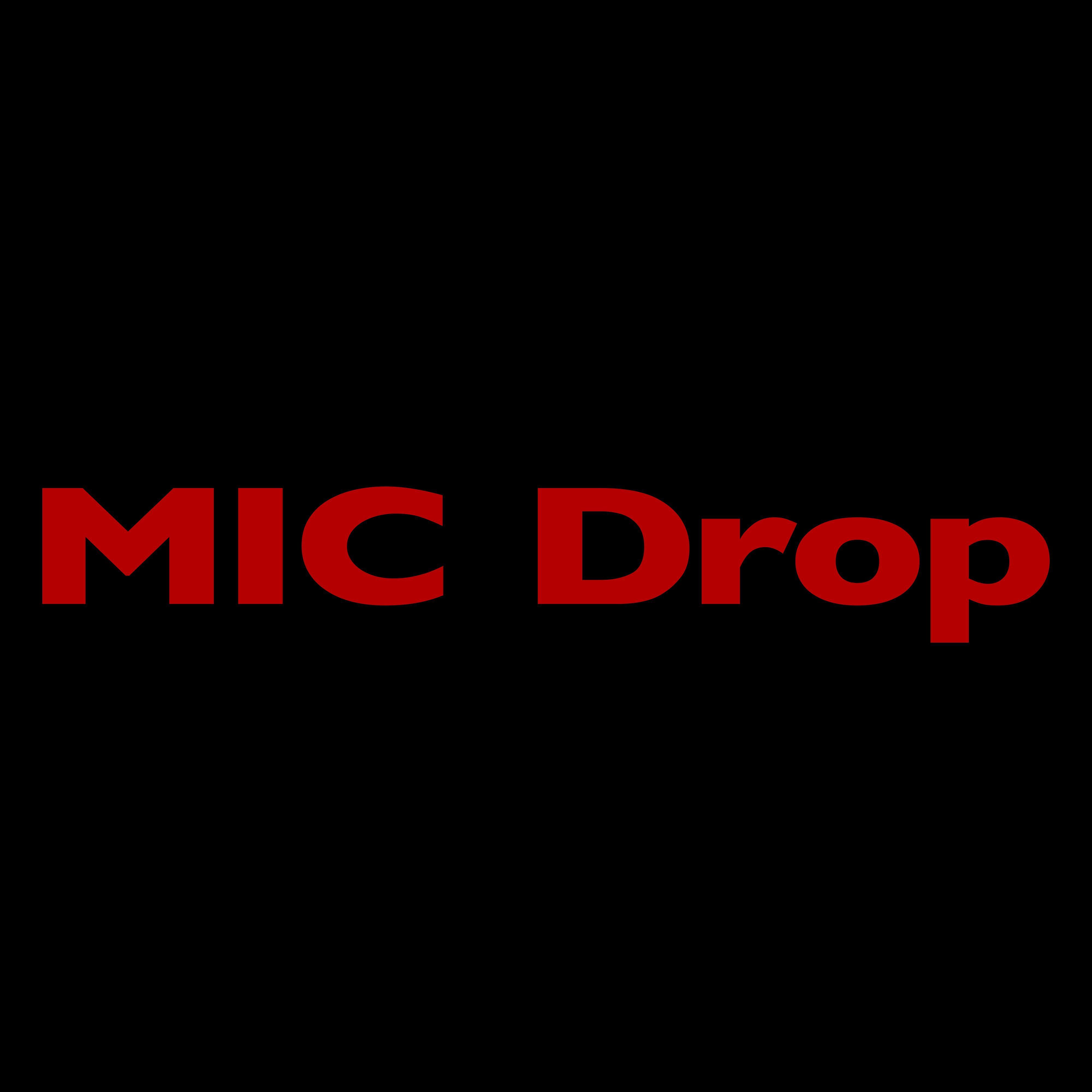 MIC Drop (Steve Aoki Remix) Feat. Desiigner