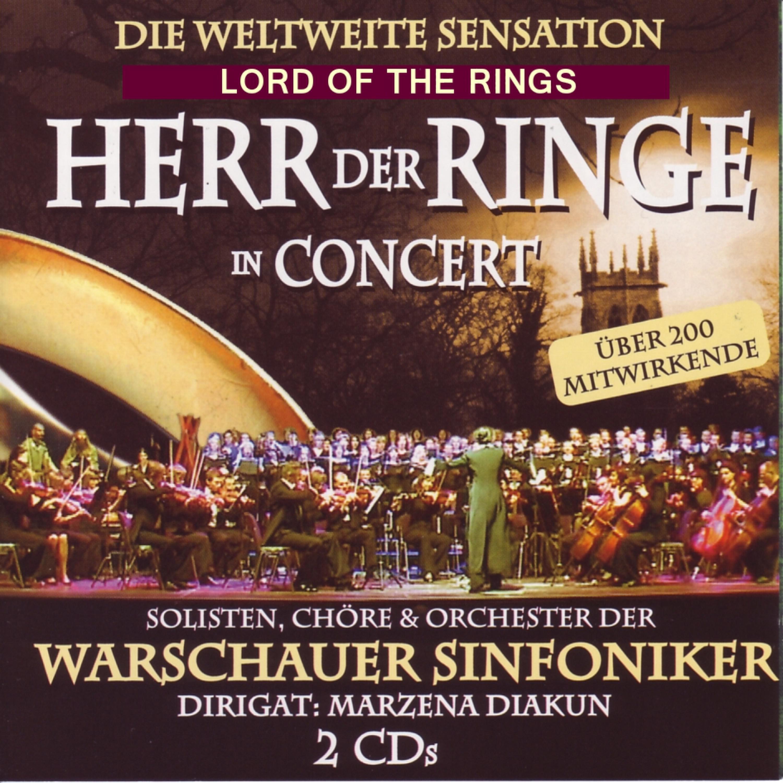 Herr Der Ringe Live In Concert 2021