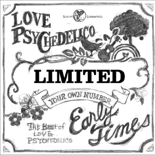 Image result for love psychedelico early times