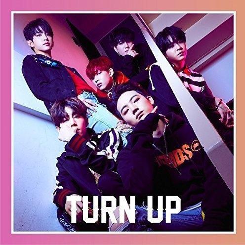 TURN UP (初回生産限定盤B)