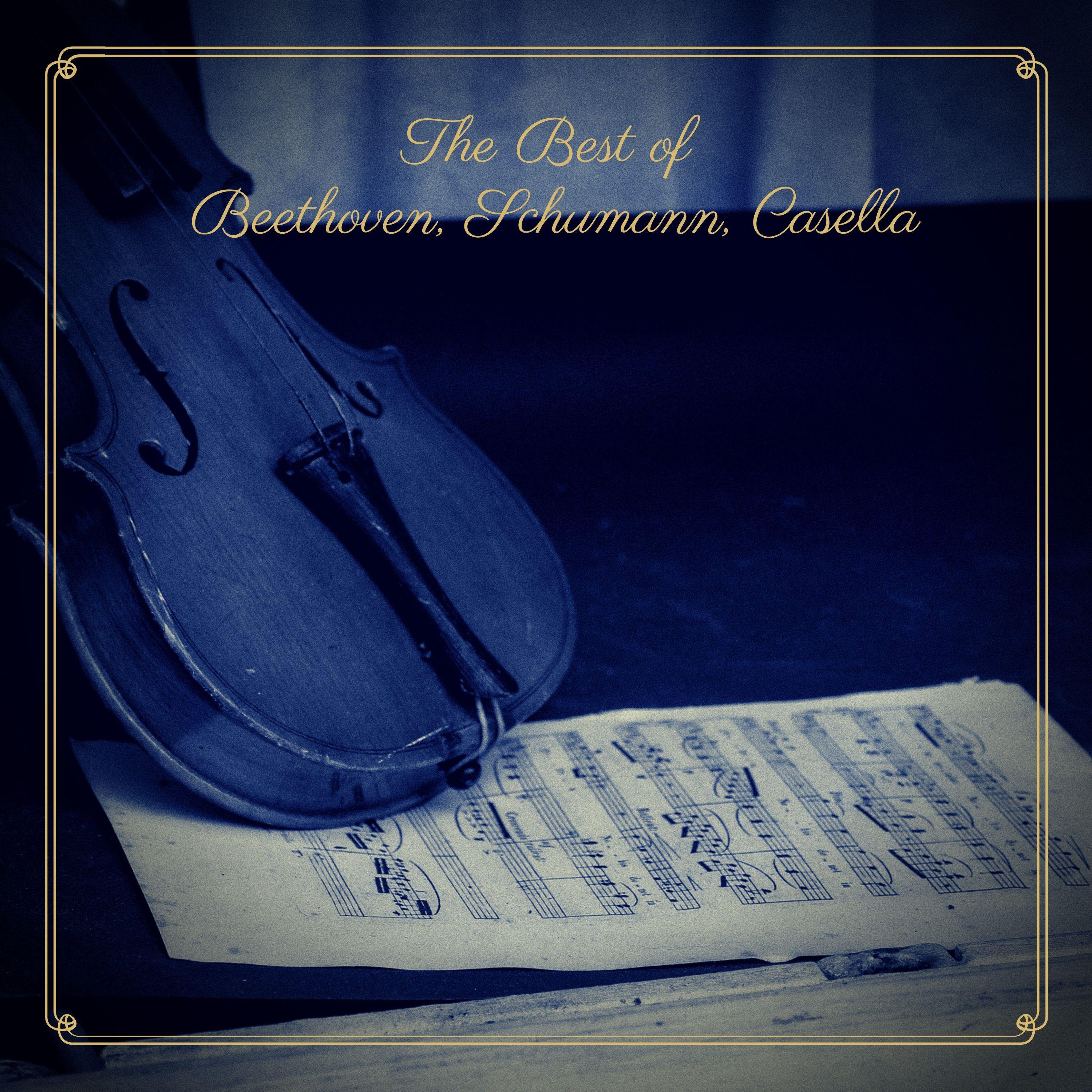 The Best of Beethoven, Schumann, Casella