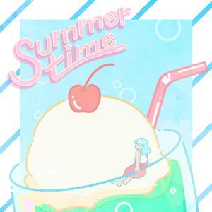 summertime - cinnamons,evening cinema