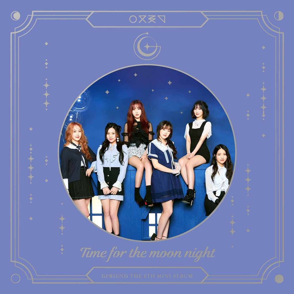여자친구 The 6th Mini Album `Time for the moon night`