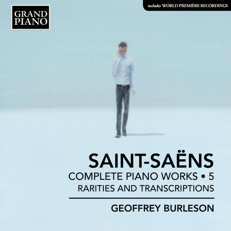 SAINT-SAËNS, C.: Piano Works (Complete), Vol. 5 (Burleson)