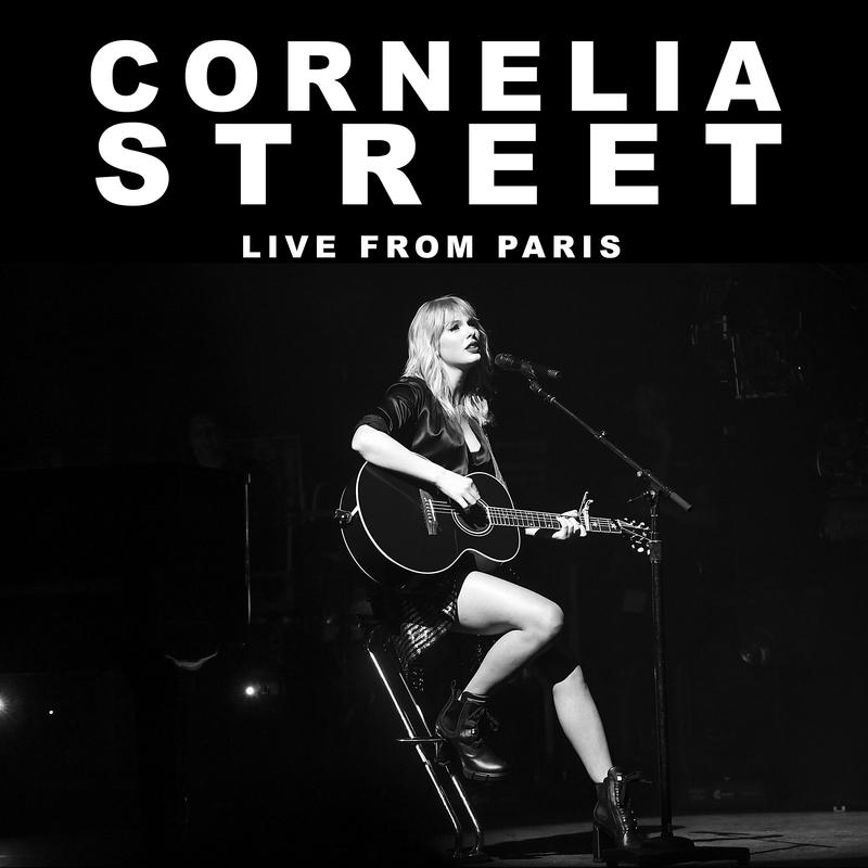 Cornelia Street (Live From Paris)