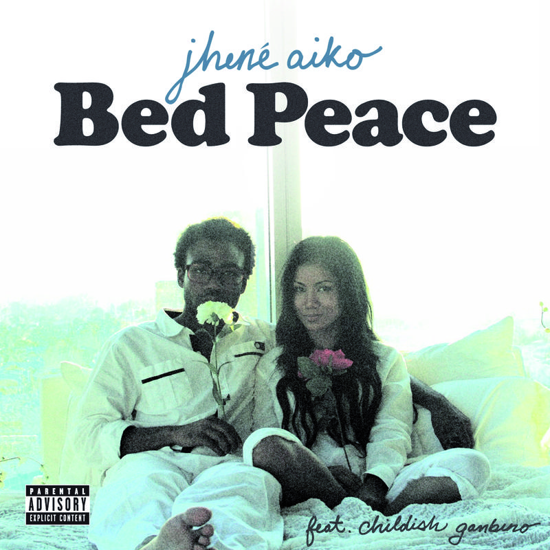 Jhene Aiko - Bed Peace (Ft. Childish Gambino) 嗓音至上