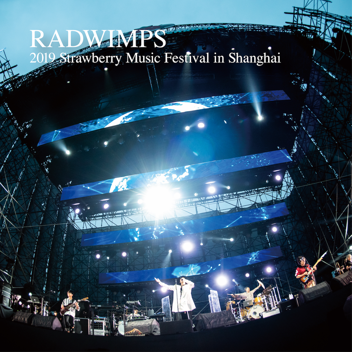 RADWIMPS  2019 Strawberry Music Festival in Shanghai