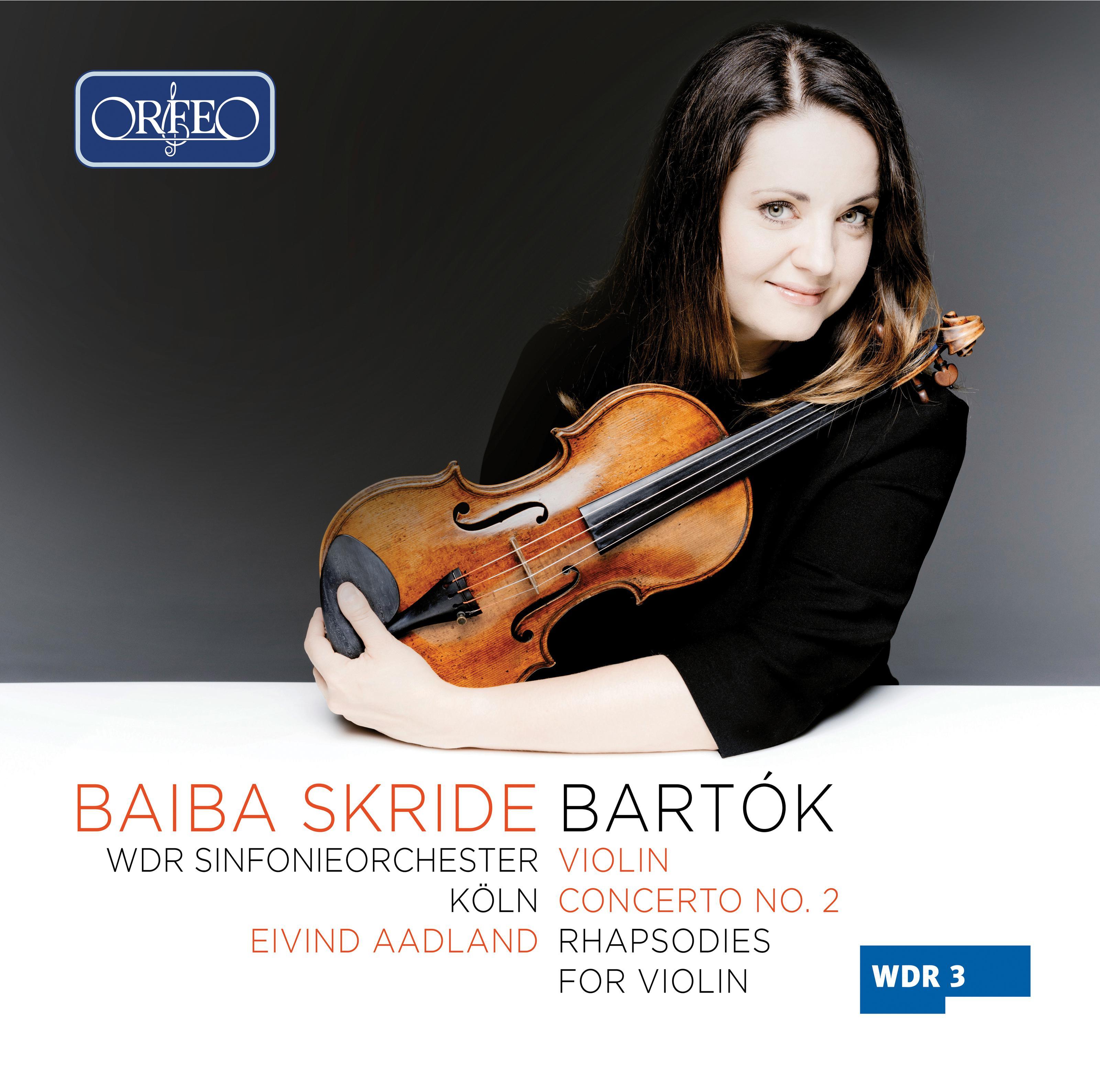 Bartók: Works for Violin & Orchestra